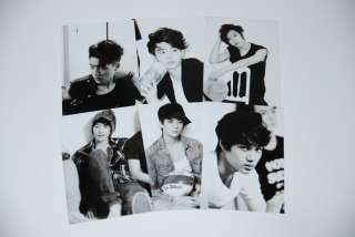 POP EXO K   THE 1ST MINI ALBUM MAMA CD + GIFT (EXO K PHOTO 6 SET