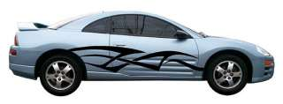 Tribal #2 Side Graphics Decals Car Auto Truck Stickers