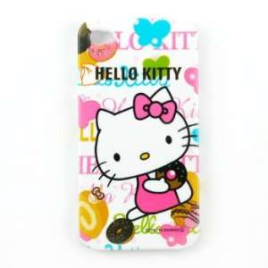 Hello Kitty iPhone 4 Case Donuts Toys & Games