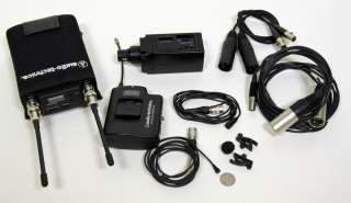 Audio Technica 1800 Wireless Microphone System ATW R1820