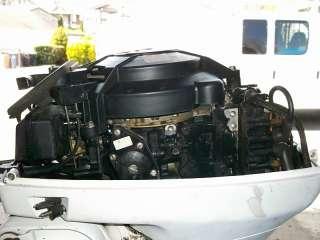 ... 1994 Johnson 15 HP Outboard Motor 9.9 Tiller Water Ready Clean Boat ...