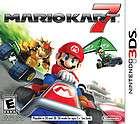 Mario Kart 7 (Nintendo 3DS, Family Racing Video Game, 3D 2D Drive