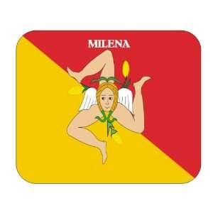 Italy Region   Sicily, Milena Mouse Pad