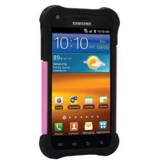 New Ballistic case Samsung Galaxy S ll 2 epic touch 4g Pink Sprint