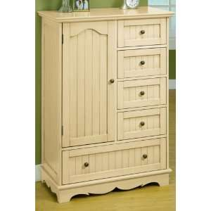 French Country Chifforobe