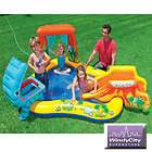 NEW INTEX SHIP WRECK WATER ACTIVITIES PLAY CENTER INFLATABLE POOL YARD