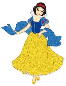 Snow White Disney Princess TShirt Iron On Transfer