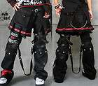 visual kei pants skirt