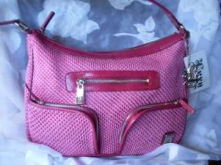 Beautiful NWT Luxy Pink/Rose Hobo Handbag