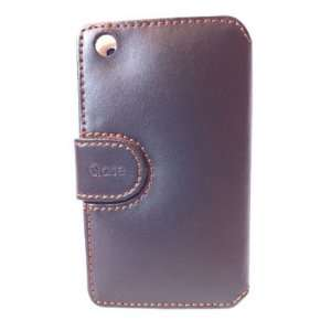 PRiNCE genuine leather case for iPhone 3GS 3G   BROWN