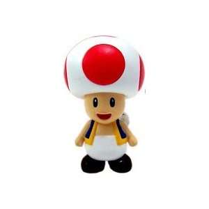 Super Mario Figure Collection   Toad Toys & Games