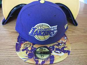 Los Angeles Lakers NBA New Era Hat Marvel Comics NWT