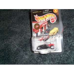 hot wheels Jiffy Lube Phaeton black real riders 2000