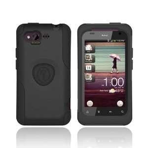 For HTC Rhyme Black OEM Trident Aegis Hard Silicone Shell
