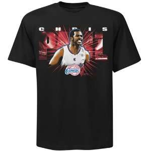 NBA Majestic Chris Paul Los Angeles Clippers Game Swag T