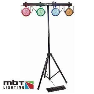 NEW MBT LEDGIGPACK LED LIGHTING SYSTEM COMPLETE KIT PARS STAND MUSICAL