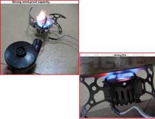 Lightweight Multi Fuel Camping Stove Backpacking Gear