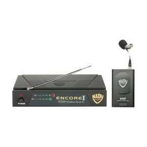 Encore 1LT Single Channel VHF Wireless Microphone System