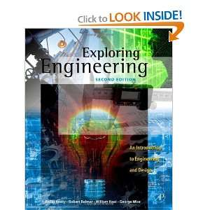 to Engineering and Design [Hardcover] Philip Kosky Books