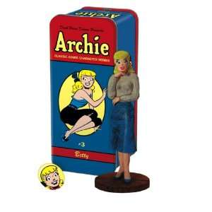 Classic Archie Character #3 Betty (Archie Classic Comic Character