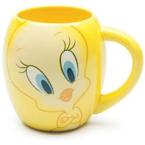 Vandor 18 Ounce Mug, Looney Tunes Tweety