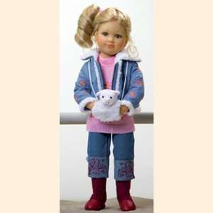 Madame Alexander Kidz n Cats Lisbeth Doll: Toys & Games