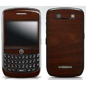 Maple Wood Grain Pattern Skin for Blackberry Curve 8900