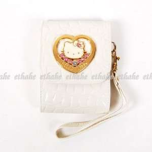 Hello Kitty Mobile Cell Phone Camera Holder White