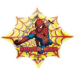 Spiderman Web Super Shape Balloon Toys & Games