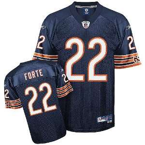 Chicago Bears Matt Forte Youth Navy Premier Jersey: Sports
