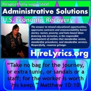 Economic Recovery DVD (Managed Service List Holds President