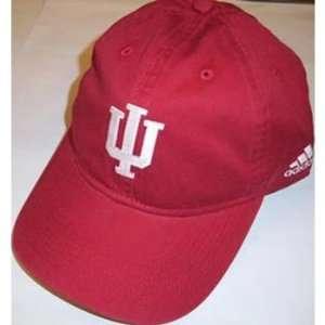 Indiana Hoosiers Adidas NCAA Adjustable Slouch Hat