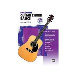 Ultimate Beginner Series: Guitar Chord Basics   Bk+CD