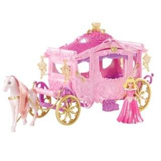 Disney Princess Cinderella Horse and Carriage Toys