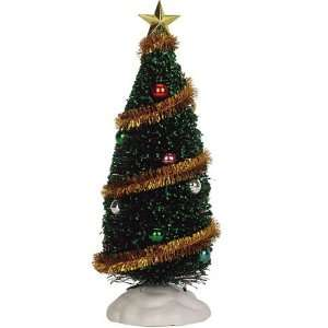 Lemax Village Collection 9 Sparkling Green Christmas Tree #04492