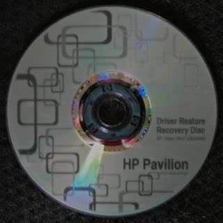 Windows 7 - Creating 2nd recovery disk set HP Pavilion dvtx - Super User
