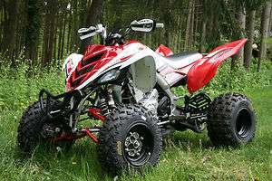 Edition* 30 Hours * 2008 Yamaha Raptor 700 R Limited Edition* 30 Hours