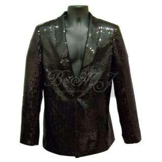 MJ *Premier* BILLIE JEAN Sequin Jacket Sz S/M/L/XL/XXL