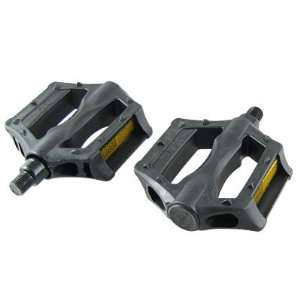 BMX Bike Bicycle Platform Pedal Black