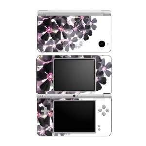 Nintendo DSi XL Skin Decal Sticker   Asian Flower Paint
