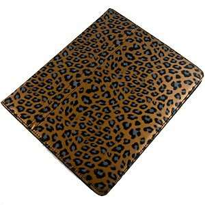 Luxmo Fitted Pleather Case w/ Stand for Apple iPad 2 & iPad (3rd gen
