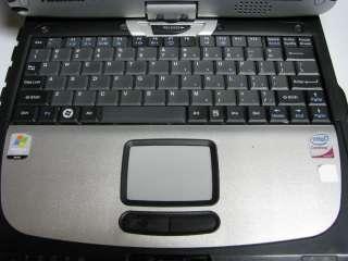 Panasonic Toughbook CF 19 Rugged Tablet PC used laptop Computer MK2 CF