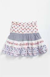 Pumpkin Patch Floral Print Skirt (Big Girls) Was $39.75 Now $25.90