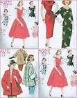 Vintage Retro 1950s Butterick Sewing Pattern Rockabilly VLV 50s 50s