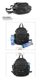 Genuine REAL LEATHER Womens Girls Shoulder Bag Handbag Backpacks