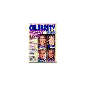 Celebrity Skin Magazine # 48 (Must Be 18 Or Older To