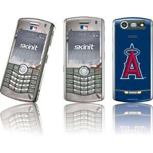 Los Angeles Angels Game Ball skin for BlackBerry Pearl