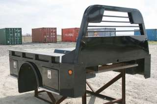 Used CM SK Model Utility Truck Flatbed Chevrolet