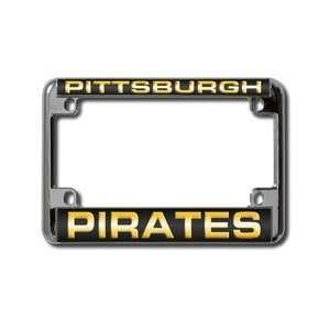 Pittsburgh Pirates Laser Motorcycle Frame Sports