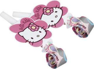 Hello Kitty Pink Stars Birthday Party Napkins x 16